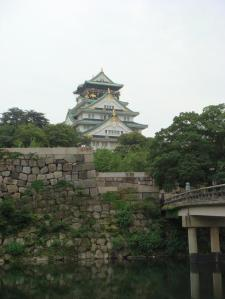 osaka castle awesome picture