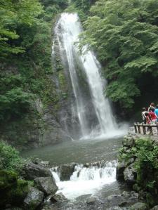 mino waterfall pretty