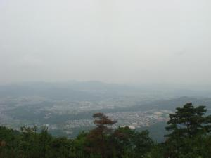 minoh stone moon mountain