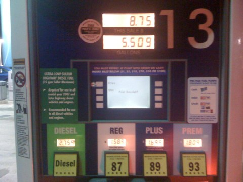 look at those low gas prices! - PA