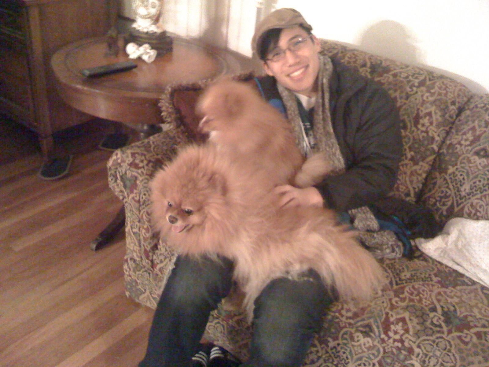 I love those puppies.
