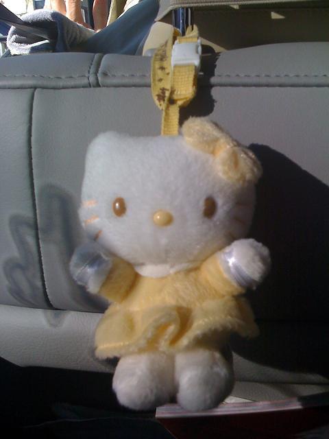 Hello, Kitty :D
