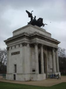 British version of Arc de Triumph