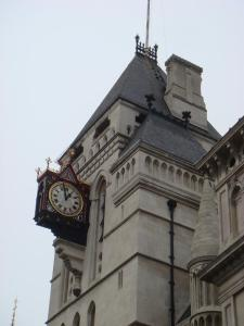 Hogwarts clock tower?