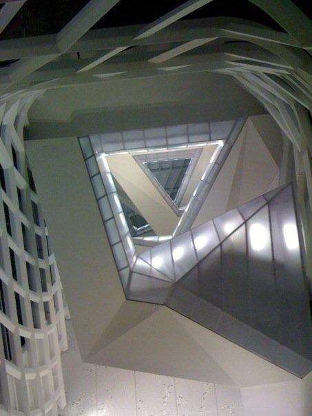 Floating Staircases of dooooooom